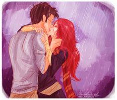 James/Lily... rainy days