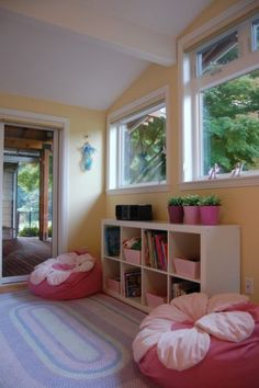 reading nook for kids