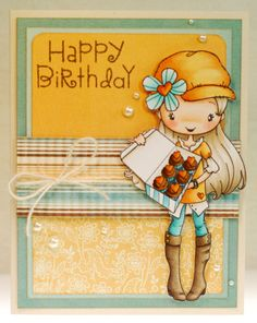 A thousand sheets of paper: Happy Birthday...