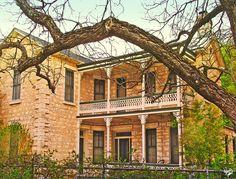 William Bierschwale Home  Fredricksburg, TX