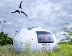 World's first off-grid Ecocapsule home to hit the market