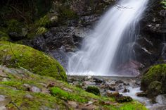 Langdale Falls - Sunshine Coast, BC by Jaden Nyberg on 500px
