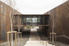 RCR arquitectes, Passelac & Roques Architectes, KEVIN DOLMAIRE · SOULAGES MUSEUM