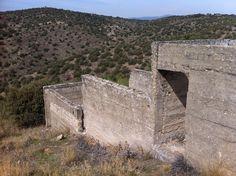 Publicamos uno de los pocos campamentos, que se pueden ver en la sierra de Madrid de la Guerra Civil Española.