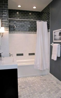 Sherwin Williams Foggy Day best dark paint colour for a room with no windows or natural light. Basement, bathroom or bedroom