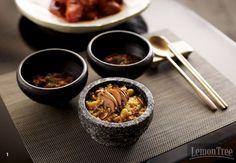 전복밥 & 새우장