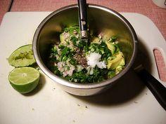 Guac Ingredients