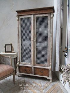 Shabby Chic Style, Entryway Tables, Sculptures, Antiques, Furniture, Vintage, Home Decor, Atelier, Arts And Crafts