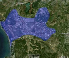 ephesus map - Google-søgning