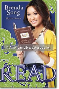 Brenda Song Poster - Other READ Products - Posters - Products for Young Adults - Products for Children - ALA Store