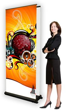 Banner display stands are a quick way to enhance your trade show or exhibition booth. Banner display stands is specially designed for company who want a flexible system for different needs and requirements. A banner display stand is a quick and easy tool to use to promote your business at any event.