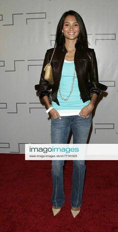 Emma Heming, Leather Jacket, Jackets, Fashion, Studded Leather Jacket, Down Jackets, Moda, Leather Jackets, Fashion Styles