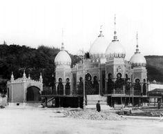 Pavilhão Mourisco (já demolido) Praia de Botafogo 1907