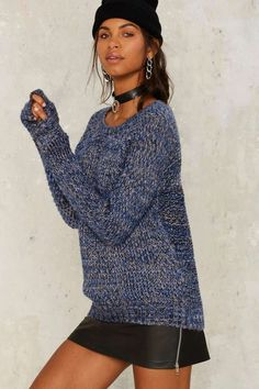 What's Knit to Love Relaxed Sweater - Sale: Newly Added | Sale: 40% Off | Knits | Pullover | Sweaters