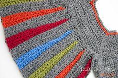 Ravelry: Eloise Baby Sweater by Tamara Kelly