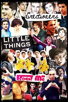 My one direction collage