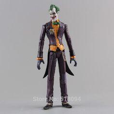 The Joker: DC PVC Action Figure