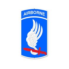 From the Altogether American licensed collection, this 173rd Airborne Brigade custom metal sign measures 9 inches by 16 inches and weighs in at 2 lb(s). This custom metal shape is hand made in the USA