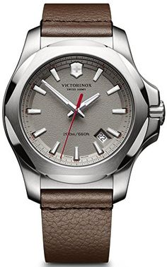 Men's Wrist Watches - VICTORINOX INOX Mens watches V241738 >>> To view further for this item, visit the image link.