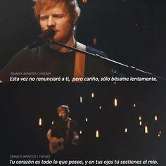 -Ed Sheeran.
