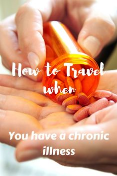 Tips from a doctor and frequent traveler who also has a chronic illness.  What to do to manage your illness when you are traveling, and make your trip a success #RandomTravelTips