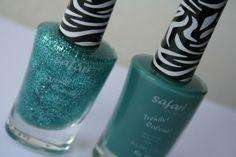 Safari Nailart Duo by www.beautynl.nl
