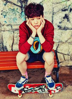 "Changsub - BTOB Releases Individual Teaser Photos for Comeback Single ""Beep Beep"" 
