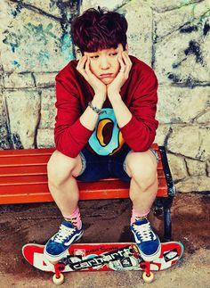 "Changsub - BTOB Releases Individual Teaser Photos for Comeback Single ""Beep Beep"" | Soompi"