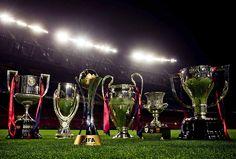 Amazing 2009 - 6 trophies