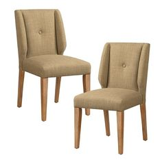 Portland Dining Chair (Set of 2) - INK+IVY | Olliix