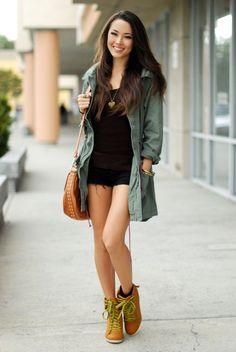 New coat - c/o Chicwish, New shoes - c/o Forward to All, Top - Forever 21, Shorts - Pacsun, Bag - c/o Pop Couture, Bracelet - c/o Estarer, Ring - c/o Awwdore