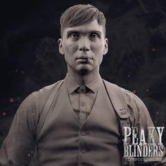 Tommy Shelby - We're Going to the Races, Daniel Peteuil on ArtStation at https://www.artstation.com/artwork/tommy-shelby-we-re-going-to-the-races