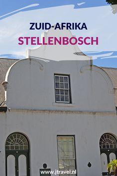 Stellenbosch ligt de bekendste wijnstreek in Zuid-Afrika. Rondom de stad liggen veel wijnestates waar je wijnen kunt proeven. De stad is bekend om Ome Samie se Winkel en zijn Kaaps-Hollandse architectuur. Meer lezen over Stellenbosch doe je hier. Lees je mee? #stellenbosch #omesamiesewinkel #zuidafrika #jtravel #jtravelblog #wijnstreek