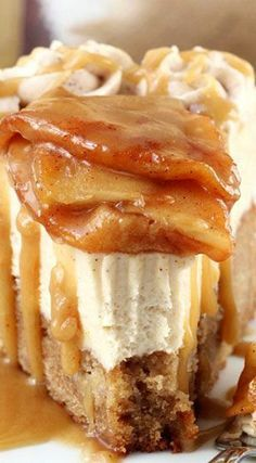 Caramel Apple Blondie Cheesecake Apple Pie Spice: 1/2 t cinnamon 1/4 t nutmeg 1/8 t all spice 1/8 t cardamom