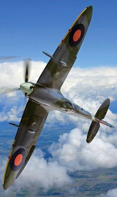 Beautiful Warbirds — I may have posted this one before, but something...