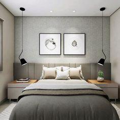 Bed Headboard Design, Headboards For Beds, Luxury Bedroom Design, Home Interior Design, Bedroom Themes, Bedroom Decor, Modern Master Bedroom, Maker, Luxurious Bedrooms