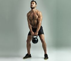10 Kettlebell Workouts to Build Muscular Legs