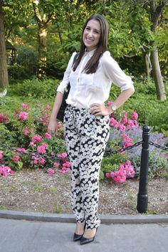 ACCESSORIES REPORT: Black And White Summer | College Fashionista