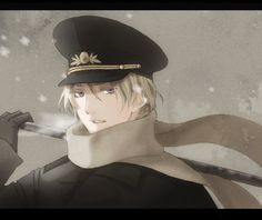 What Is Still Spring by cro - Hetalia - Russia / Ivan Braginski