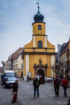 St. Peter & Paul Orthodox church in Jelenia Gora (Mons Cervi, Hirschberg, Jelení Hora), Poland