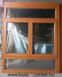 Bontott fa ablakok