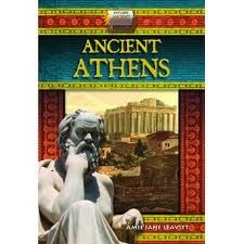 Pack your robe and sandals! We're going to ancient Greece. We begin with detailed impressions of a festival during The Golden Age, which kids can locate on the timeline. The reader gets a wonderful overview of what a festival would look like through a kid's eyes and great sensory descriptions of all the activities, right down to what the food was like. #5thgrade http://5thgradereading.net