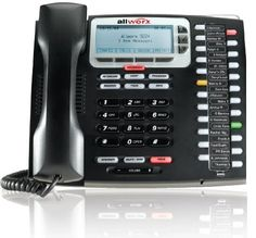The Allworx 9224 is today's premier high-fidelity IP phone bringing the latest advancements in IP telephony to today's business leaders.