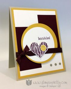 Beautiful card using new in-colors! Love the layout!