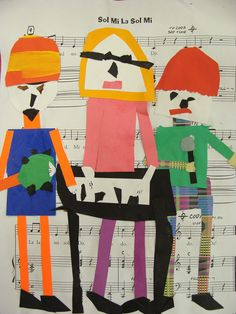 picasso musicians