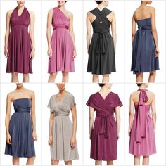 Ex M&S Marks and Spencer Multiway Bodice Skater Bridesmaid Dress RRP £59.00