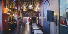 First Look at Fourquarter Bar in Argenta Arts District of North Little Rock, Arkansas