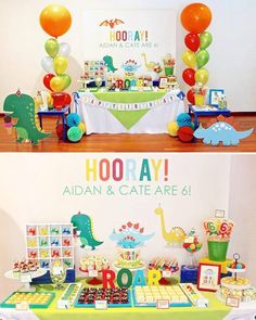 Throw The Perfect Dinosaur Party