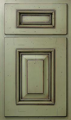 Cream Distressed Kitchen Cabinets The Magic Brush Inc Cabinet - Distressed kitchen cabinets