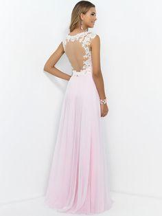 A-Line/Princess Straps Sleeveless Beading Floor-length Chiffon Dresses